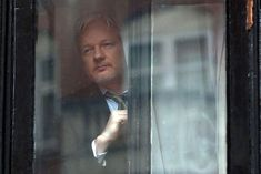GETTY Guillermo Lasso has warned he will evict Julian Assange from the Ecuadorian embassyMr Assange has been holed up in his embassy sanctuary since