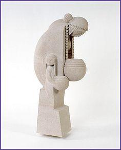 Frank Lloyd Wright Nakoma Sculpture