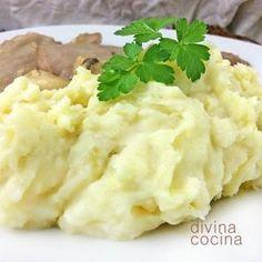 Para elaborar este puré de patatas en microondas necesitaremos 1 patata grande ó 2 pequeñas por persona – Mantequilla o margarina - Nuez moscada molida – Un chorrito de leche - Sal y pimienta