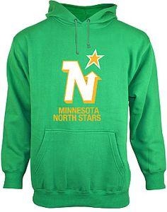 Old Time Hockey Minnesota North Stars Big Logo Hoodie - Shop.NHL.com
