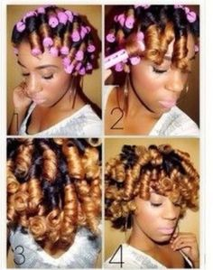 Perm rod sets or cold wave rod sets are very popular amongst the natural hair community and the rods come in a variety of different sizes and colors. Sometimes we see so many women wearing perm rod… Natural Hair Inspiration, Natural Hair Tips, Natural Hair Journey, Natural Hair Styles, Natural Perm, Medium Hair Styles, Curly Hair Styles, Perm Rod Set, Permed Hairstyles
