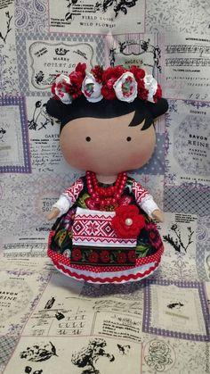 handmade Dolls Tilda.  Mestres Fair - feito à mão.  Compre Tilda boneca na coleção traje ucraniano 2015-2016.  Handmade.