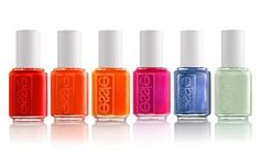 Essie's summer collection