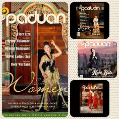 Make up cover PaDuan Magz..by Serendipity salon