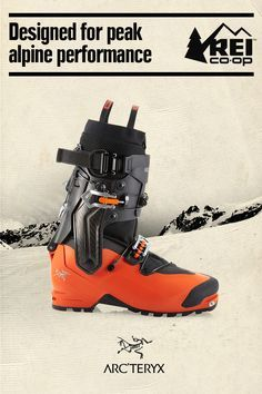 Built for technical alpine ascents and demanding ski descents, the lightweight Men's Arc'teryx Procline Carbon Support Ski Boots combine superior support with exceptional climbing agility in the backcountry. Shop now.