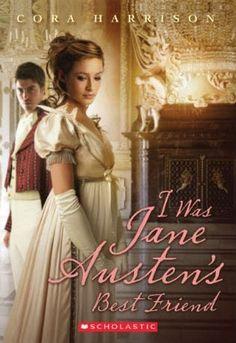 I Was Jane Austen's Best Friend by Cora Harrison: Books I Love Books, Good Books, Books To Read, Big Books, Reading Books, Reading Lists, Best Friend Book, Best Friends, Historical Romance