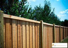 Cedar fence lumber for wood fencing in GA, FL and NC.