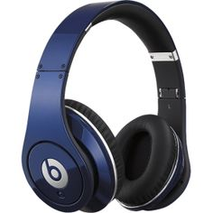 Beats By Dr. Dre - Beats Studio Over-the-Ear Headphones - Blue mejor en ROJO como los mios