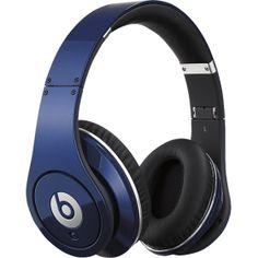 Beats By Dr. Dre - Beats Studio Over-the-Ear Headphones - Blue mejor en ROJO como los mios