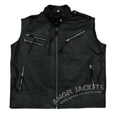 Style statement of #WWE Dave #Batista #Vest Black For Sale. Free US Shipping - Best Leather Quality http://www.angeljackets.com/products/WWE-Dave-Batista-Vest-Black.html #mens #swag #sales #deals #shopping #online #celebrityfans #mensfashion #clothing #cosplay #outfits #winteroutfit #celebs #celeb