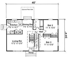 Plan for 1947 Cape Cod House Growing up in Levittown NY Pinterest