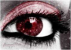 Dark Creature: Vampire's Eye by on DeviantArt For Your Eyes Only, Open Your Eyes, Vampire Eyes, Eye Images, Dark Creatures, Good Traits, Dark Gothic, All About Eyes, Beautiful Eyes