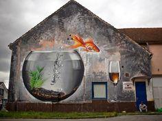 Playing Dead – Le street art par Lonac