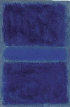 """Outstanding """"abstract artists studios"""" detail is available on our web pages. Take a look and you wont be sorry you did. Mark Rothko Paintings, Rothko Art, Abstract Painters, Abstract Canvas, Action Painting, Blue Painting, Colour Field, Contemporary Paintings, Painting Inspiration"""