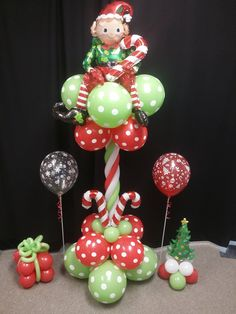 See why we are changing the way people are looking at Party Balloon decorations in Bellingham and Northwest Washington Call us today Balloon Decorations Without Helium, Balloon Centerpieces, Christmas Centerpieces, Xmas Decorations, Balloon Ideas, Christmas Design, Christmas Elf, Balloons Galore, Christmas Balloons