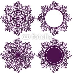 lace sun set by tatiana_ti, Royalty free vectors #55611172 on Fotolia.com
