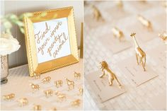Wequassett Wedding - Find Your Inner Party Animal Escort Cards  Photography By Meredith Jane Photography