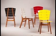 Cadeira Rio acrílico | Carlos Motta
