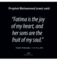 Sayings of my beloved Prophet Muhammad ﷺ Peace be always upon you and your progeny Rasool Allah