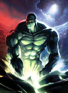 Hulk / Marvel / Comic
