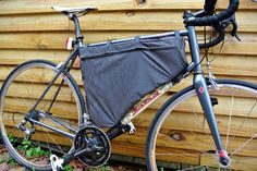DIY framebag.