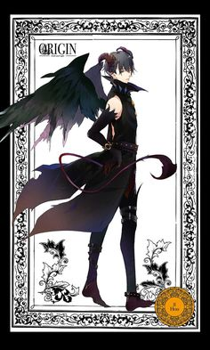 Arata ur too much Dark Anime, M Anime, Anime Art, Game Character Design, Fantasy Character Design, Character Art, Fantasy Characters, Anime Characters, Tsukiuta The Animation