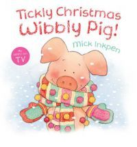 Tickly Christmas Wibbly Pig By Mick Inkpen/Publisher: Hodder Children's Books/  Age: 3-6/  ISBN13:9780340997536 /Cover Type :Paperback/Retail Price HK$ 96.00/BookLodge Price:US$8.50/HK$66.00/Big Aunt Larlie is coming to stay and she's brought her knitting needles and lots of balls of wool./Available at www.BookLodge.com - Lowest Priced English and Chinese Online Bookstore for Children and Parents Worldwide!