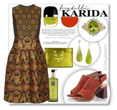 """""""Fratelli Karida: V"""" by teryblueberry ❤ liked on Polyvore featuring Logan, Christian Louboutin, Charlotte Olympia, Rituals, Etro and Marc Jacobs"""