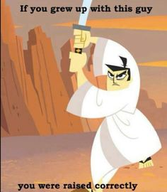 Samurai Jack / Cartoon Network