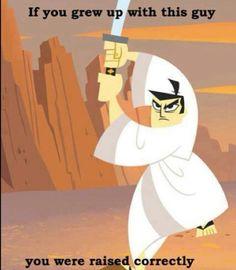 Samurai Jack / Cartoon Network