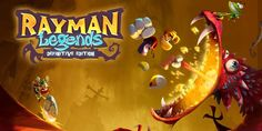 Rayman® Legends Definitive Edition for Nintendo Switch - Nintendo Game Details Games Box, Games To Play, Rayman Legends, Splash Screen, New Video Games, Nintendo Switch Games, Donkey Kong, Metroid, Game Design