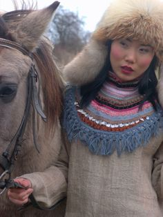 Ethnic collar