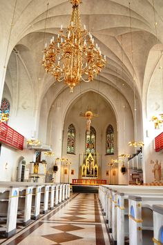Church of Lulea - Lulea Sweden