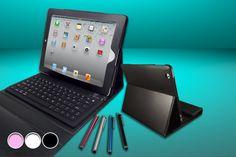 iPad Bluetooth Keyboard Case