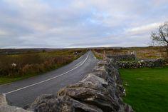 On the road, Ireland