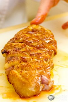 Orange duck – Step by step – Cooking With Little – Step by step cooking recipes … Pato naranja – Paso a paso – Cocinando con poco – Recetas de cocina paso a paso con fotos Food Photo, Risotto, Food To Make, Recipies, Cooking Recipes, Asian, Dishes, Meat, Chicken