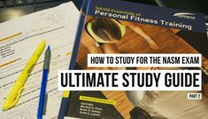 Exactly what you need to know to pass the NASM exam on the first try! Free 58-paged study guide and a 400 question practice test!