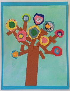 De Mello Teaching: Kandinsky Circles - Kandinsky Tree