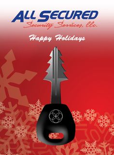 All Secured Security Services wishes you and your family a very happy holiday season! #holidays #AllSecured