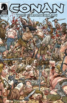 Conan by Geof Darrow
