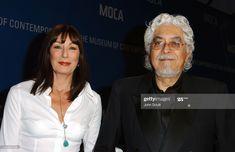 News Photo : Anjelica Huston and Robert Graham during MOCA... Anjelica Huston, Moca, Robert Graham, Still Image, The Outsiders, Couple, Celebrities, News, Celebs