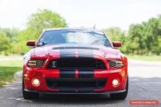2014 Ford Mustang Shelby GT500 #ford #mustang #forsale #unitedstates