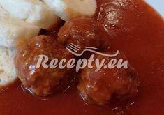 Recepty pro pomalý hrnec - Recepty.eu Chicken Wings, Meat, Food, Essen, Meals, Yemek, Eten, Buffalo Wings
