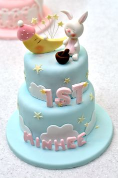 Year of the Rabbit Cake