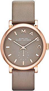 Marc Jacobs Damen-Armbanduhr Analog Quarz Leder MBM1266  http://amzn.to/2qcTgoz