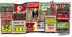 Revolution shop