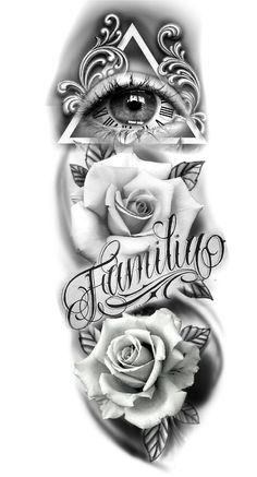 Tattoo Outline Drawing, Rose Drawing Tattoo, Tattoo Drawings, J Tattoo, Arm Band Tattoo, Rose Tattoos For Women, Tattoos For Guys, Sketch Tattoo Design, Tattoo Designs