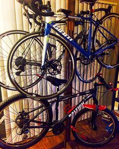 RG riobardmac: Well thats 50% of the bikes in the apartment so it looks http://ift.tt/1kbHrXA