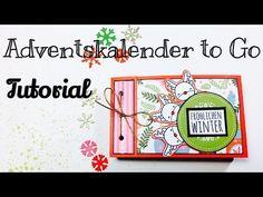 DIY Rubbellos Adventskalender [tutorial | deutsch] - YouTube