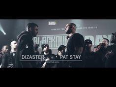 KOTD - Rap Battle - Pat Stay vs Dizaster (Title Match)